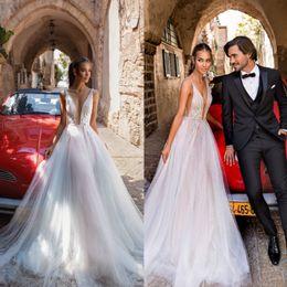 sexy Spitze Hochzeitskleid