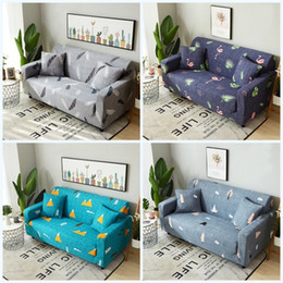 Brilliant Elastic Force Sofa Cover Universal Digital Printing Wash For Home Decor Furniture Cover Spandex Stretch Removable Slipcovers 60Nt4 Jj Gmtry Best Dining Table And Chair Ideas Images Gmtryco