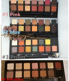 Wholesale prism palette - Soft Glam Eyeshadow Prism Palette Prism Eyeshadow Palette 14Colors Eyeshadow Palette 14 Colors Matte Shinny Best Quality