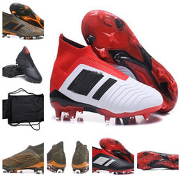 Wholesale Gold Ace - Kids Mens Women Soccer Cleats ACE 16+ Purecontrol FG Children High Tops Football Boots Sales Boys Soccer Boots Youth Soccer Shoes New 2016