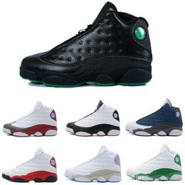 Wholesale hot days - [With Box] 2016 New Wholesale Cheap Hot New 13 13s Mens Basketball Shoes Sneakers XIII Original Quality shoes US 8-13