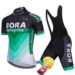 2018 TEAM BORA Cycling jersey gel bike shorts set SOBYCLE Ropa Ciclismo  mens summer quick-dry PRO BICYCLING wear Maillot Culotte 204246be3