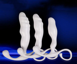 Wholesale New Prostate Massager - New Arrival MFONES stimulate g-spot prostate,anal butt plug for both female and male, sex toy, anal mastubation massager