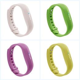 Bandas de reloj flex online-Fitbit Flex Watch Band pulsera de alta resistencia a la temperatura Anti Wear prueba de molde portátil de moda Creative Silicone Wristband 3 5ys jj