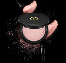 maquiagem brilhante por atacado Desconto Atacado - quente! Fábrica de alta qualidade direto O.TWO.O ouro preto brilhante corretivo de reparação de beleza alta luz em pó maquiagem cosméticos ferramentas 4 col
