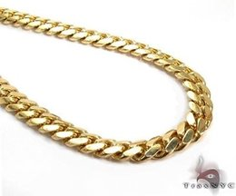 Wholesale Red Gram - Miami Cuban Chain Link 18k Yellow Gold 1567.8 Grams 40 Inches 20.5mm