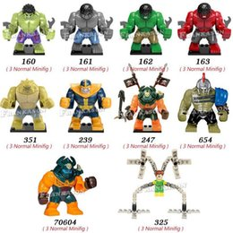 Wholesale Spiderman Blocks - 2018 Hot Minifig Super Heroes Avengers Spiderman Space Wars Harry Potter Hobbit Figure Super Hero Mini Building Blocks Figures Toys