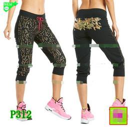 Wholesale Yoga Pant Capri - women Capri pants Lost In The Music Capri Pants Dance YOGA Pants