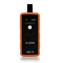 2019 laptop automotivo 10 pcs muito EL-50448 Auto Tire Presure Monitor Sensor EL-50448 TPMS Para G.M / Opel Ferramenta de Reset Ferramenta de Ativação Eletrônica EL50448