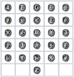 Bracelet making supplies online-Silber 26 Buchstaben Perlen für Schmuck machen großes Loch lose Spacer Alphabet Perlen Charms DIY Handwerk Schmuck machen Lieferungen für Perlen Armband