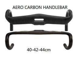 2018 Новейшие Aero Road велогонки UD из углеродного волокна руль внутренний карбоновый руль велосипеда 31,8 * 400 420 440 мм cheap race bike handlebars от Поставщики рулевые велосипеды