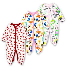71dd44b2aa Ropa de los mamelucos del bebé de manga larga para bebés recién nacidos  Polar Fleece ropa para el mono de otoño   invierno Cute Boy Gril Romper  rompers ...
