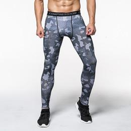 dc8c6d2c6 Brand Compression Pants Men Jogging Pants Fitness GYM Running Tights Men  Camo Sport Legging Bodybuilding Training Trousers