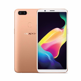 Wholesale Oppo Player - Original OPPO R11s 4GB RAM 64GB ROM Mobile Phone Snapdragon 660 Octa Core 6.01inch Full Screen 2.5D Glass 20.0MP OTG 4G LTE Smart Cell Phone