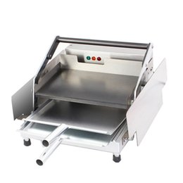 Wholesale Restaurant Machines - Fast Food Restaurant commercial package double grilled hamburger machine burger maker making board bun toaster price