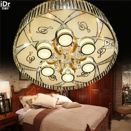 Wholesale High End Light Switches - High-end European-style low-voltage lights round living room bedroom modern minimalist restaurant lights Ceiling