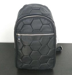 High-quality 2017 NEW fashion Euro size Mesh Cover balr backpack men women  new brand bag round bottom long backpack d34fb24fd7d19