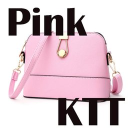 Wholesale Pink Dress Bag - The new south Korean version of the south Korean version of the new south Korean version of a single shoulder bag with a simple diagonal sho
