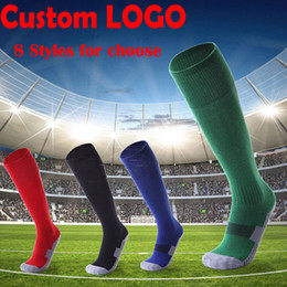 Wholesale purple nurse - Custom LOGO Outdoor Sport Socks Sweat-Absorbent Wearable Sports Socks 8 Styles Fit Running Football Basketball Nurse Free DHL G482Q