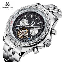 ORKINA Relojes para hombre Luxury Tourbillion Skeleton Automatic Mechanical  Wrist Watch 2017 Top Self-Winding Date Display Reloj Hombre relojes para  hombre ... 78a330aed7c4