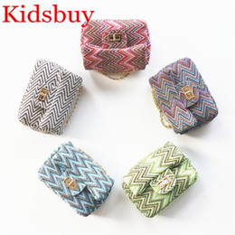 Wholesale Toddler Leather Bag - Kidsbuy Newest Stylish Shoulder Bags for Childrens Kids Mini Leather Christmas Bag Toddlers Lovely Purse Little Baby girls hot bags KB081