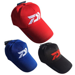 la circonférence du chapeau Promotion 2018 Nouvelle Arrivée En Plein Air Sport Cap De Pêche Chapeau Réglable Tête Circonférence 56 -62 cm Adulte Hommes Cap