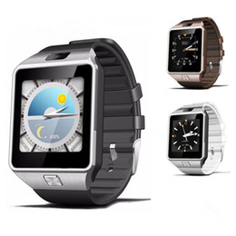 Wholesale Cheapest Camera Phone - Cheapest 3G Smart watch QW09 Android Bluetooth 4.0 Wristwatch MTK6572 Dual Core 512MB 4GB Wifi Pedometer camera Smartwatch Phone VS DZ09