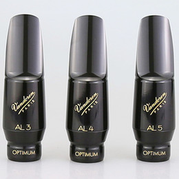 Brand New Vandoren Alto Saxophone Bakelite Mouthpiece AL3 AL4 AL5 Mellow Sounds For Classical Music Sax Accessories Free Shipping