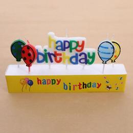2019 день рождения торты любви подарок Творческий Душистые С Днем Рождения Свечи Шар Мультфильм Любовь Беспламенные Свечи Торт Для Детей Подарки На День Рождения Украшения Рождественская Игрушка дешево день рождения торты любви подарок