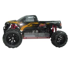 Argentina RC camión 4WD envío gratis VRX Racing Hurricane V2 RH509 1/5 de gas monster truck metal control remoto de alta velocidad de juguete Suministro