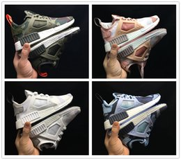 Wholesale Camo For Women - NMD Runner XR1 Camo x City Sock PK3 Navy NMD_XR1 Primeknit Running Shoes For Men Women Fashion Casual Shoes Trainers Boost