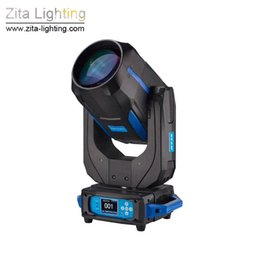 2Pcs / Lot con Flight Case Zita Lighting 260W luci a testa mobile 9R Sharpy Beam Stage Lighting Wash Spot luci DMX512 DJ effetto discoteca da