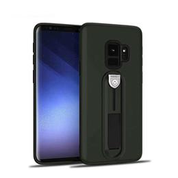 Wholesale Tpu Cases Wholesale Usa - For Samsung J3 Prime J5 J7 2017 USA Version A5 A7 2018 Extreme Heavy Duty Protection Luxury Design Kickstand Hybrid Phone Case