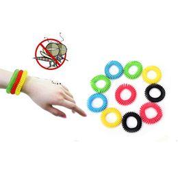 Canada Nouveau Bracelet Anti-Moustique Bracelet Anti-Moustique I010 supplier mosquito repellent bands Offre