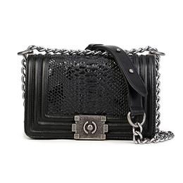 Wholesale Faux Ostrich Purses Handbags - All Kind Of Famous Brand We Have Please Contact Me 2018 New Fashion Women Handbag Designer Shoulder Bag Black Messenger Bag Purse
