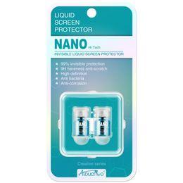 Protección de pantalla de cristal premium online-Protector de pantalla Nano Liquid / Protección de vidrio Nano Tech Premium Quality (todos los teléfonos móviles de marca son adecuados)