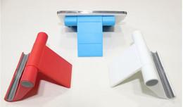 Drehtelefon neu online-Neuer faltbarer Lazler neues Mobiltelefon unterstützt eine multifunktionelle Drehhalterung für den Desktop