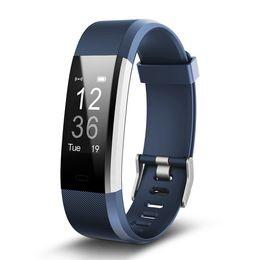 Мужские наручные часы онлайн-GPS смарт-браслет монитор сердечного ритма водонепроницаемый смарт-часы фитнес-трекер браслет смарт-носимых устройств часы для взрослых IOS Android