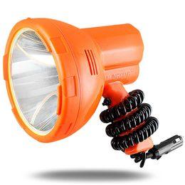 Wholesale Fish Mounts - 12v 1000m fishing lamp ,50W led light Vehicle - mounted LED searchlight,Super bright portable spotlight for camping,car,hunting