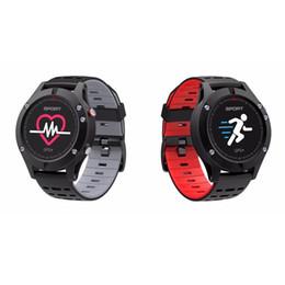 Montres de luxe pour enfants en Ligne-Montre intelligente Pour Andorid Bluetooth IP67 Étanche Enregistreur GPS Montre De Luxe Fréquence Cardiaque Montre Pour Femmes