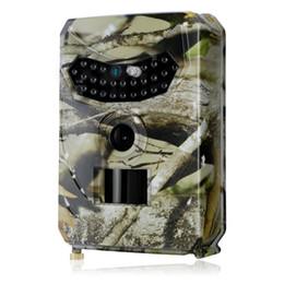 2019 controllo della telecamera sms Outlife PR - 100 Trial Camera Remote digitale resistente alle intemperie Luce infrarossa Sensore di movimento selvaggio videocamera digitale da caccia