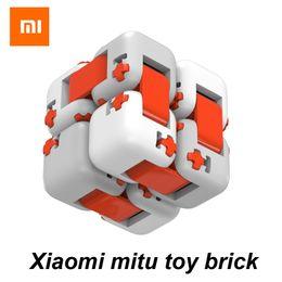 Électronique Télécommande 100% Xiaomi mitu Cubes Spinner Doigt Briques Intelligence Jouets Jouets Intelligents Jouets Portable Pour xiaomi home cadeau ? partir de fabricateur