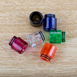 810 Spiral Ecig Drip Tip Colorido 810 Spiral Spiral Drip Tips Mejor calidad Electronic Cigarette Airflow Boquilla Ecig DHL Gratis desde fabricantes