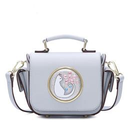 Wholesale Camera Straps Women - Korean Mini Camera Bag Embroidery Designer Handbags Shoulder Strap Bag For School Small Tote Purses And Handbags