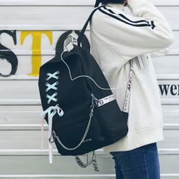 2019 mochila de bowknot Mochila de gran capacidad para mujeres de muy buen gusto Bolsas escolares para adolescentes Bolsas de viaje de nylon para niñas Mochilas de bowknot Mochilas rebajas mochila de bowknot