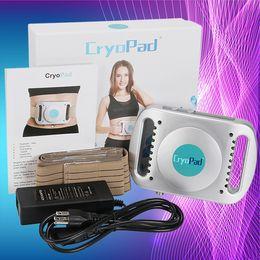 Wholesale Used Shaper - Third Generation !! Mini Home Use Cryo Fat Freezing Machine Lipo Slimming Machine Cryo Pad Body Shaper Slimming Machine CE DHL Free Shipping