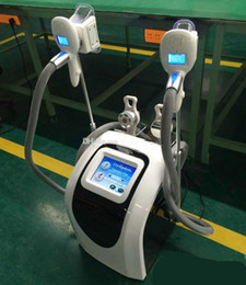 Wholesale coolsculpting machines - 2018 zeltiq portable cryolipolysis fat freezing slimming machine coolsculpting cryotherapy Ultrasound RF liposuction machine