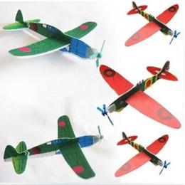 2018 nuovi giochi per bambini cervello giochi Modello aliante Mano fai da te genera modello di aereo per giocattoli per bambini da