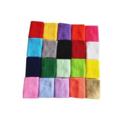Deportes Absorber las pulseras de la toalla de sudor Usar cómodo Buen rendimiento de absorción de sudor No es fácil perder y caer T4H0098 desde fabricantes