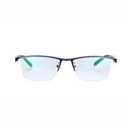 3029f794de Half-Rim Photochromic Reading Glasses Progressive Eyeglasses Color Change  Lens Eyewear Black Metal Frame Men Eye Reader +1.0~+3.0 Strength supplier  ...